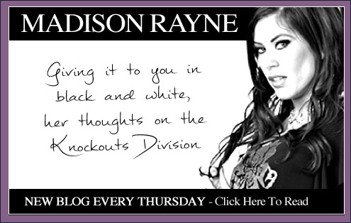 TNA Blog with Madison Rayne